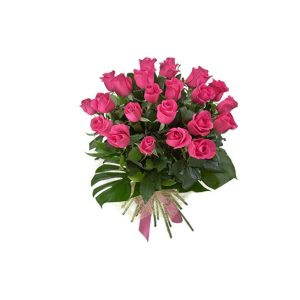10 roses and oriental lilies - All rose colours available - image bq6-300x300 on http://tranquilblooms.com.au