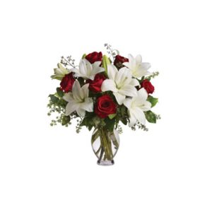 100 red roses All rose colours available - image bq7-300x300 on http://tranquilblooms.com.au