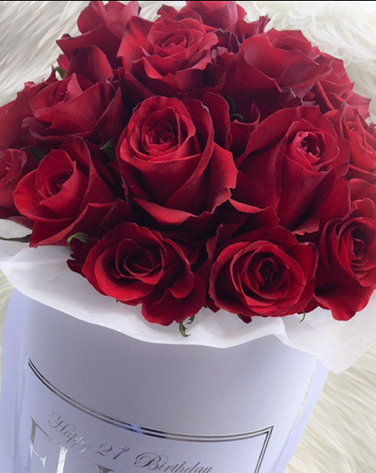 Red Roses White Box - image IMG_5668 on http://tranquilblooms.com.au