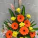 tranquil blooms arrangements of mix flowers