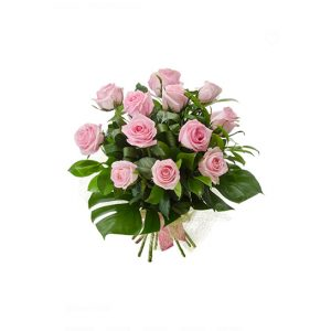 10 roses and oriental lilies - All rose colours available - image bq1-300x300 on https://tranquilblooms.com.au