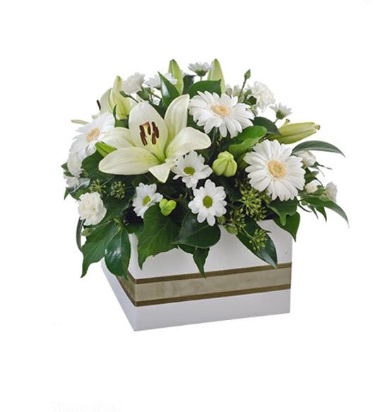 Sympathy Flowers