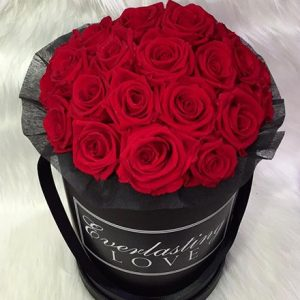 Personalised Rose Box