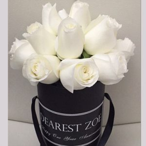 SILVER Edition Box - image white_roses_black_box-300x300 on https://tranquilblooms.com.au